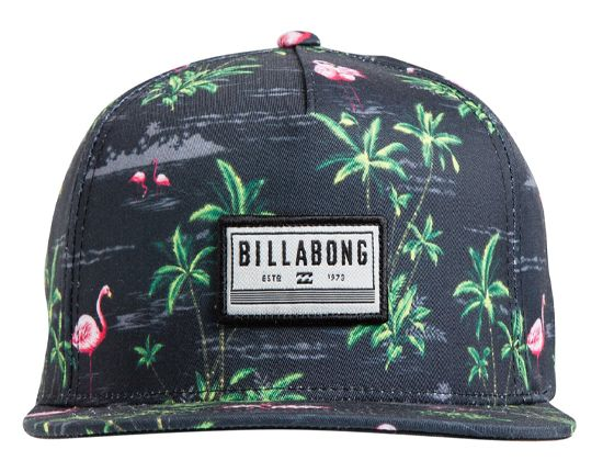 Tropical Mixer Snapback Cap by BILLABONG