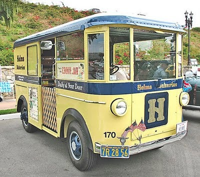 18 Best Images About Bakery Truck On Pinterest Chocolate