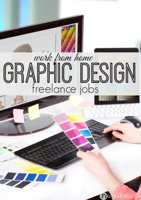 Graphic Design Freelance Jobs To Earn An Income Work From Home