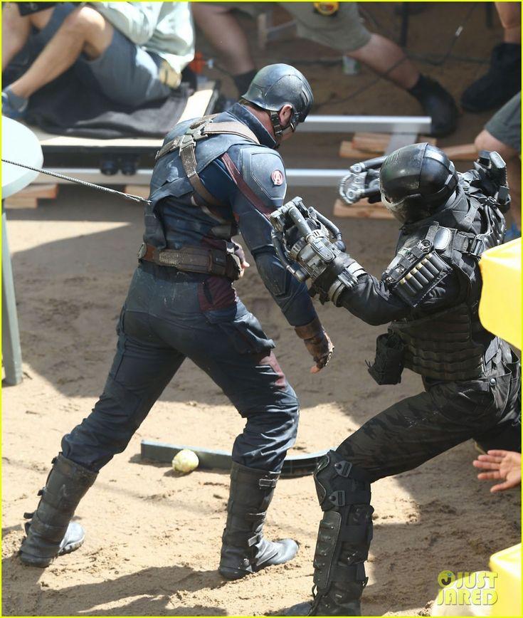captain america crossbones fight captain america civil war 21