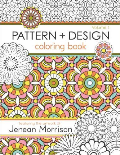 booktopia has pattern and design coloring book by jenean morrison buy a discounted paperback of pattern and design coloring book online from australias - Coloring Books For Adults Online