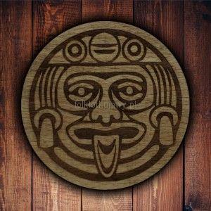 TONATIUH - aztecka podkładka