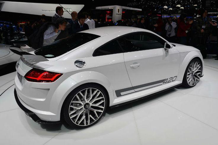 2016 Audi TT RS Specs