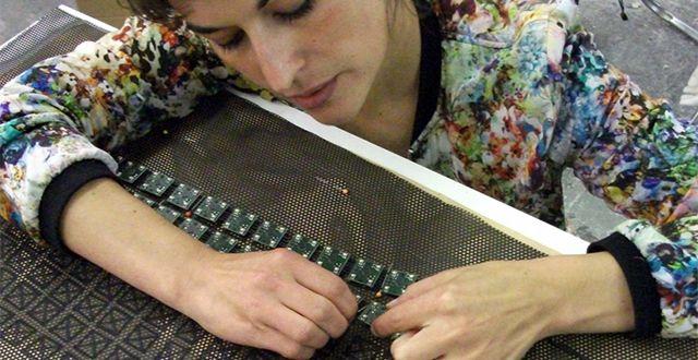 Elena Corchero, una auténtica creadora de wearables - TICbeat.