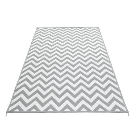 Find This Pin And More On Kmart. Chevron Rect Outdoor Rug ...
