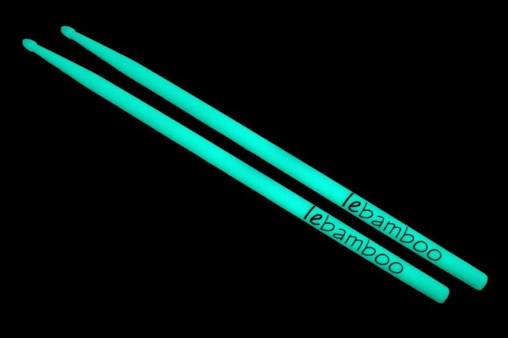 Baquetas Luminosas Le Bamboo