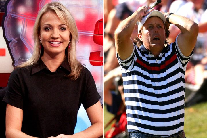 NBC traded Michelle Beadle to ESPN for the RyderCup
