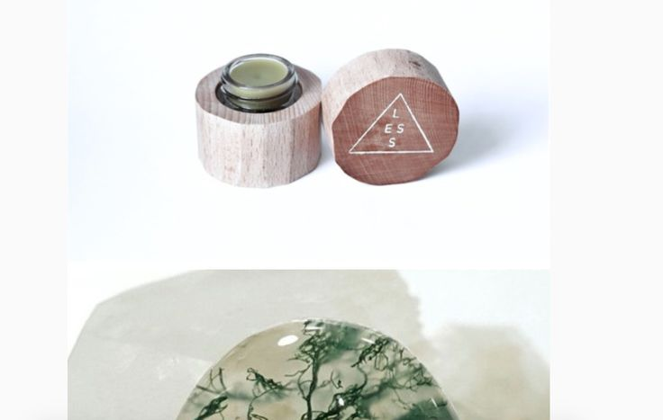 [OBJECT OF DESIRE] JaGaia / solid perfume Less
