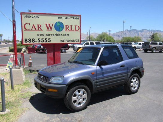 Sport Utility 1997 Toyota Rav4 2wd 2 Door With 2 Door In Tucson Az 85705 Toyota Cars Collection