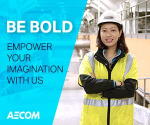 AECOM supports IWD