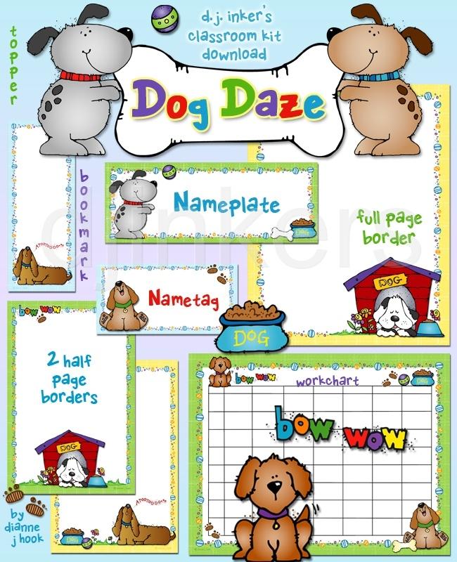 Classroom Decor Dogs ~ Best dog classroom theme images on pinterest