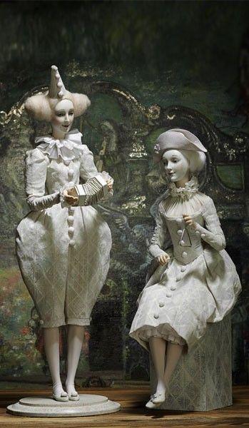 Alexandra's Exquisite Dolls: Columbine
