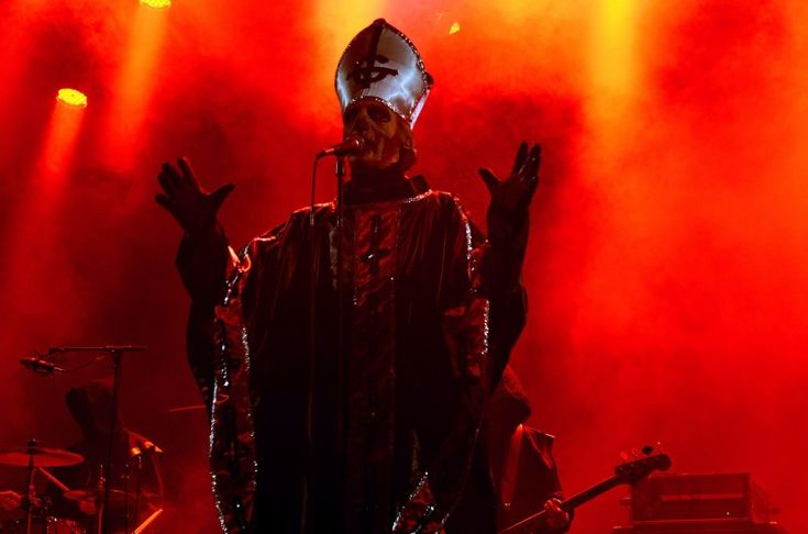 So excited to see Ghost open up for Opeth and Mastodon! Thursday can't come soon enough!!!
