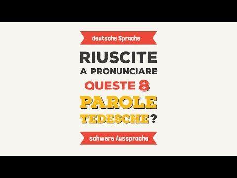 8 parole tedesche difficilissime e i trucchi per pronunciarle perfettamente - Babbel.com