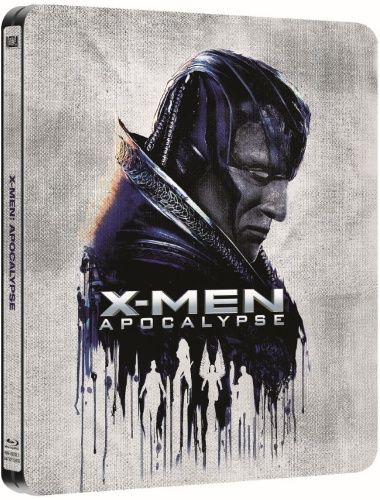 X-Men: Apocalypse - Limited Steelbook (3D Blu-ray   Blu-ray)