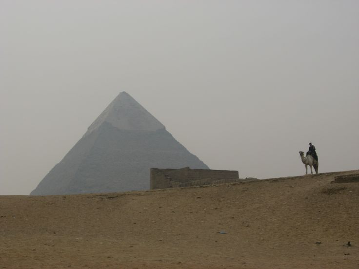 Piramidi - Il Cairo, Egitto