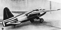 Heinkel He 178 was the world's first aircraft to fly under turbojet power, and the first practical jet aircraft. It was a private venture by the German Heinkel company in accordance with director Ernst Heinkel's emphasis on developing technology for high-speed flight. It first flew on 27 August 1939, piloted by Erich Warsitz