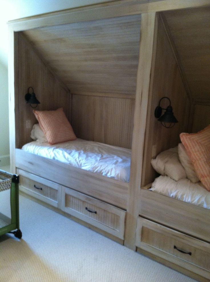 52 best dormers outside photos images on pinterest attic - Best bunk beds for small rooms ...