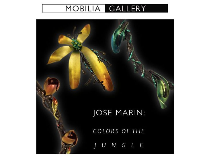 Jose Marin: Spotlight; Colors of the Jungle Exhibition  /  06 Dec 2015  -  30 Jan 2015  Mobilia Gallery -  358 Huron Avenue MA 02138 -  Cambridge UNITED STATES