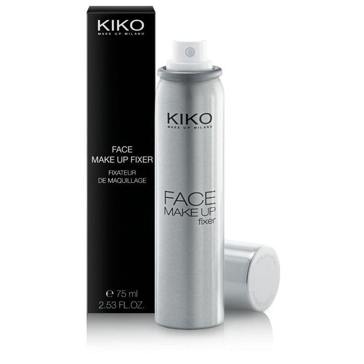 KIKO MAKE UP MILANO: Spray fixateur de maquillage