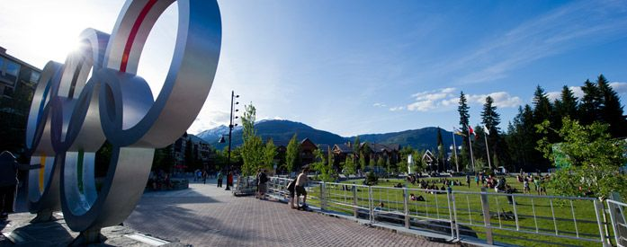 Whistler Olympic Venue Tours