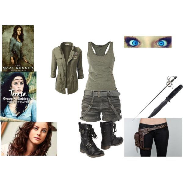 44 best Maze Runner Outfits images on Pinterest | Maze runner Fandom fashion and The maze runner