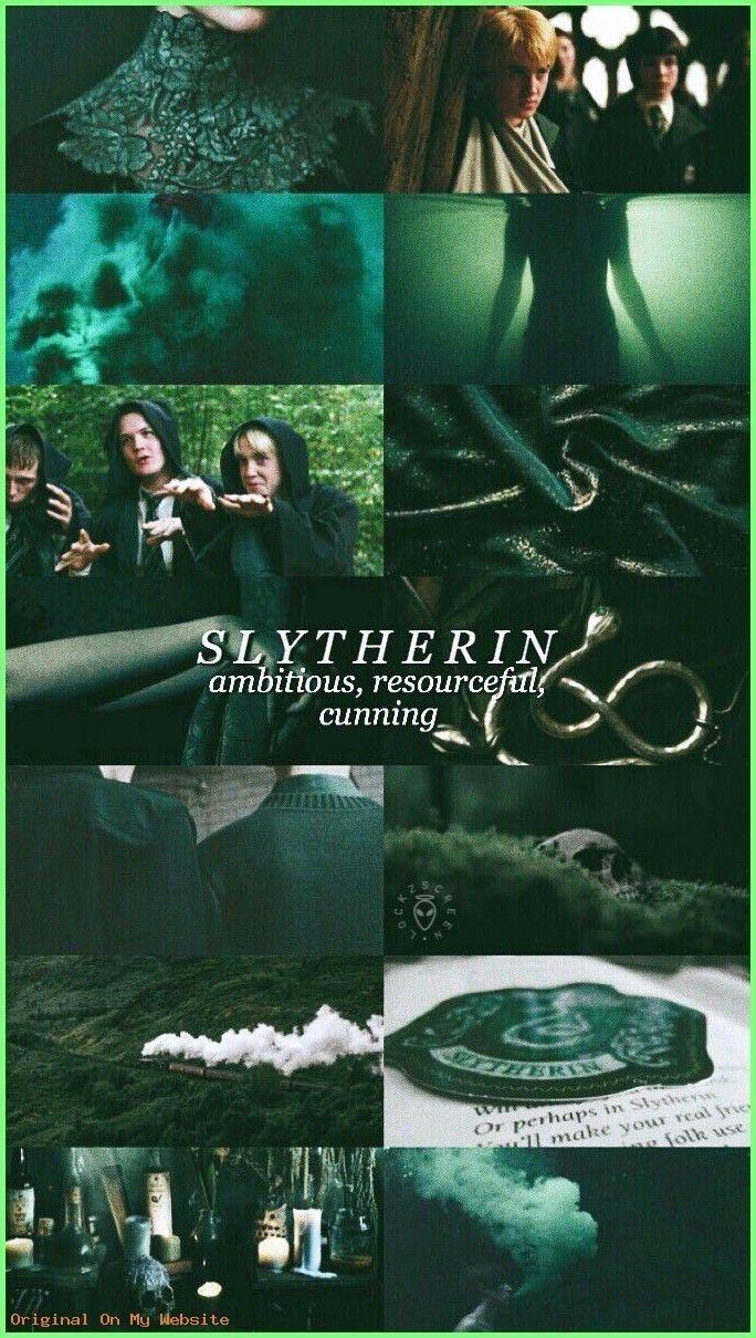 Slytherin Wallpaper Slytherin Wallpaper Harry Potter Wallpaper Harry Potter Aesthetic
