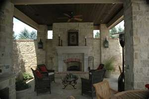 covered patio: Patio Design, Kitchens Design, Covers Patio, Outdoor Living, Fireplaces, Outdoor Kitchens, Covered Patios, Outdoor Spaces, Patio Ideas