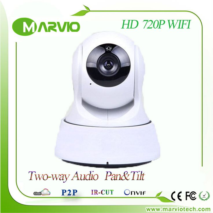 720P HD High Definition IR  Night Vision wireless IP Security Camera camaras de seguridad cctv system Free Shipping