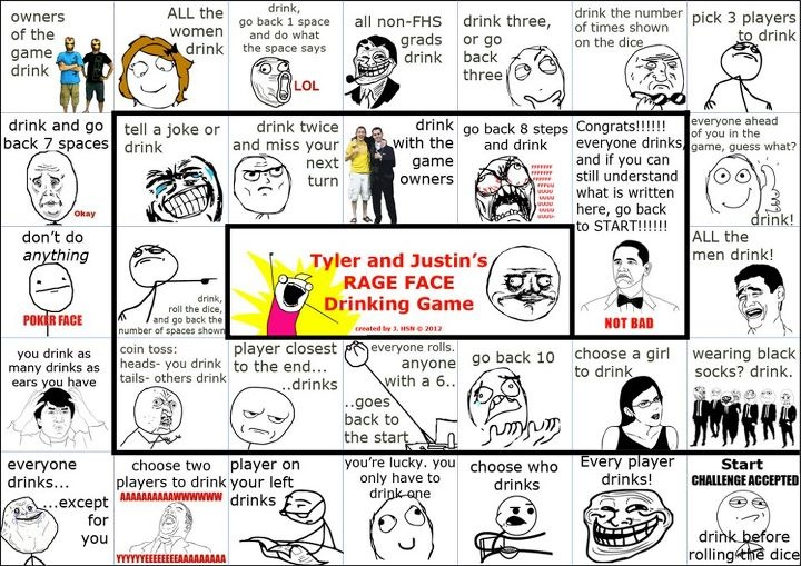 trolling faces