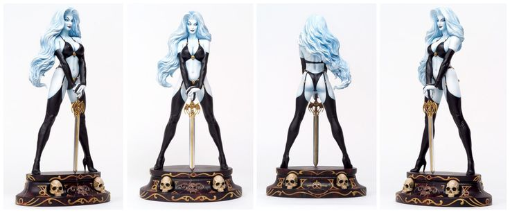Lady Death 1/6th Scale Statue