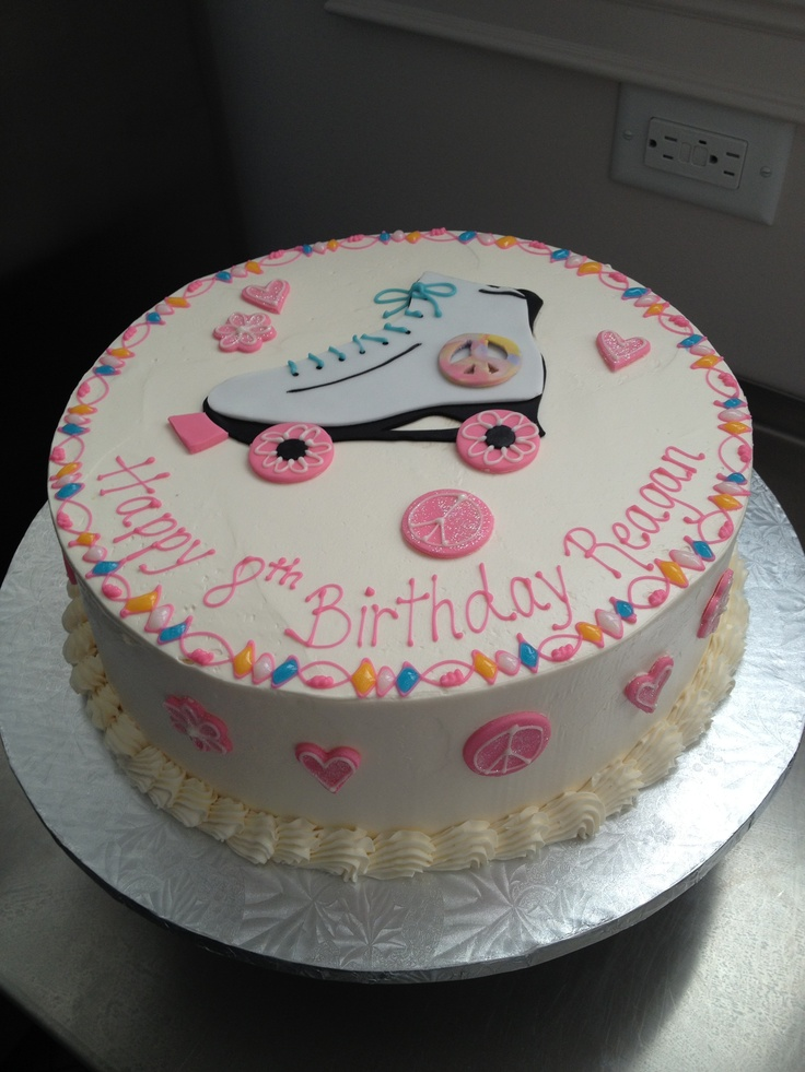 Roller Skate Cake Cakes Amp Other Desserts I Made