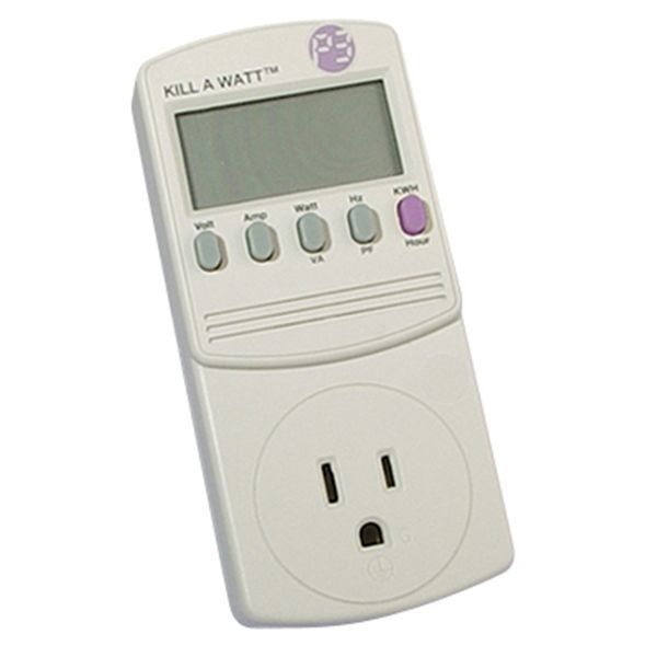 Kill-A-Watt Energy Monitor