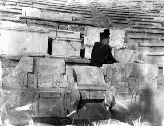 Θέατρο Διονύσου 1893-94.