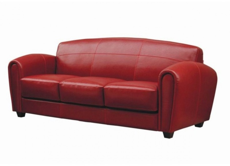 25+ Best Ideas About Red Leather Sofas On Pinterest   Red Leather