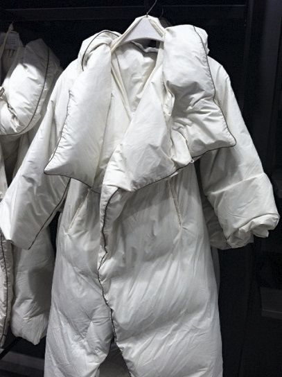 Maison Martin Margiela AW 1999 duvet coat re-edition