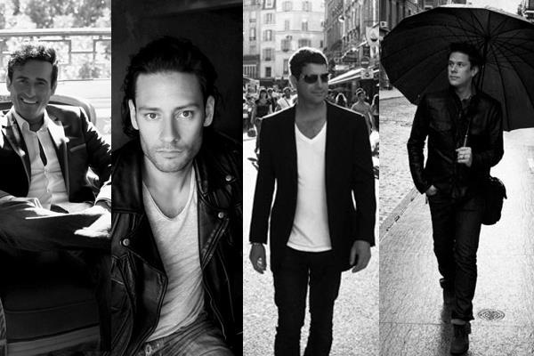 Il Divo.......their singing is amazingly over the top.....love this group!