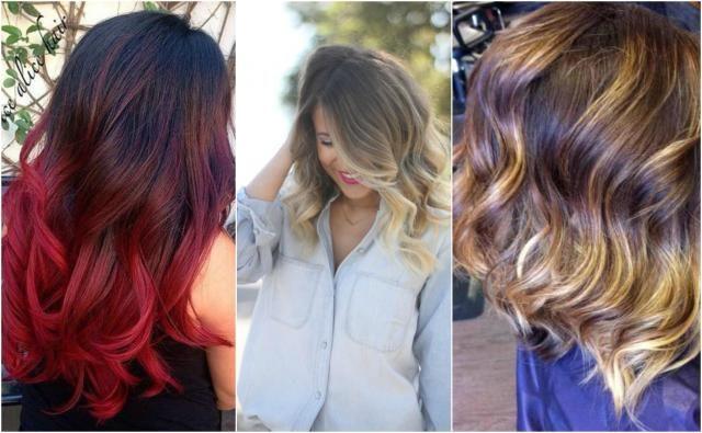 Włosy ombre - Idealne dla Ciebie? #włosy #ombre #fryzury #kobieta