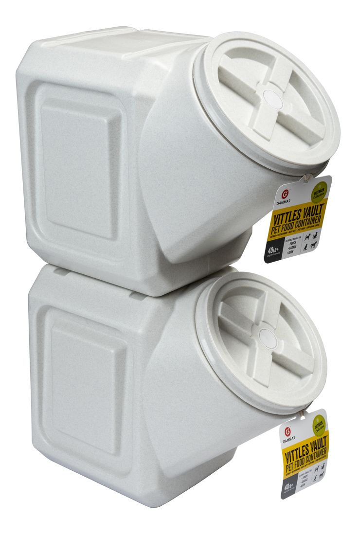 Vittles Vault Stackable Containers