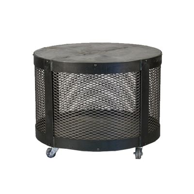 1000 Images About Industrial Chic On Pinterest Round Coffee Tables Industrial And Drums