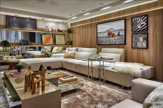 Decoracao Mesa para o sofá