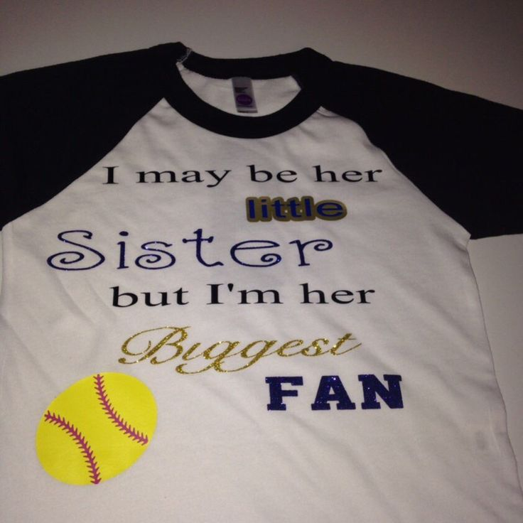 A personal favorite from my Etsy shop https://www.etsy.com/listing/271412773/softball-iron-on-decal-iron-on-softball