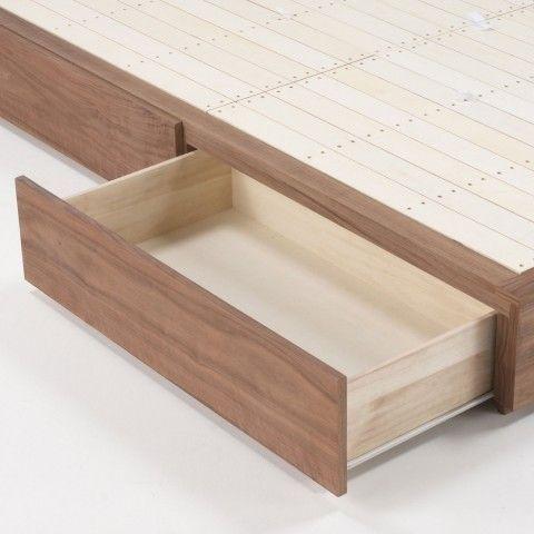 lit coffre muji design. Black Bedroom Furniture Sets. Home Design Ideas