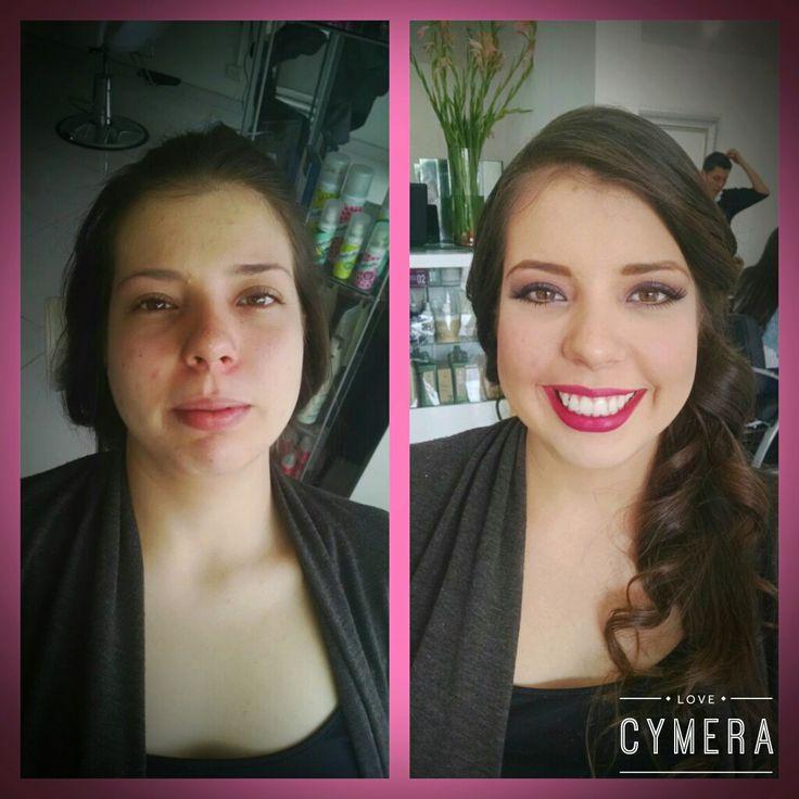 Maquillaje profesional para toda ocasión. #RaúlRozoPeluquería #makeup #extremechange
