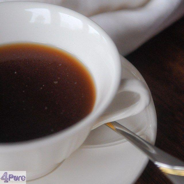 Runderbouillon, een recept voor een volle, smaakvolle bouillon. Zelfgemaakt natuurlijk