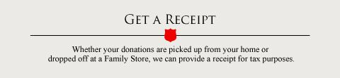 Salvation Army has a Donation Value Guide to help you write of your donations.