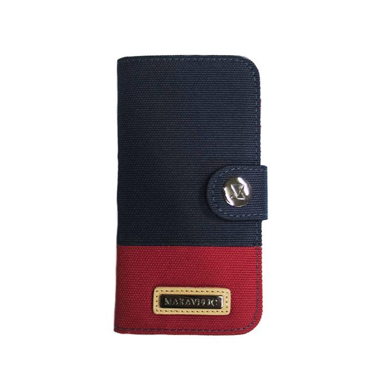 MAKAVELIC i-Phone TRUCKS i-Phone6 Case NAVY-RED マキャベリック トラックス アイフォンケース ネイビー レッド (アイフォン6専用) 画像
