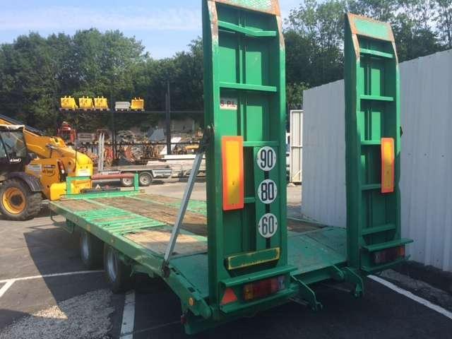 Demico 2 essieux   ptac 13 tonnes occasion