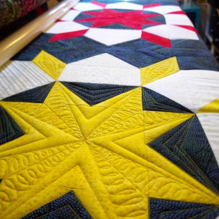 Mejores 1234 im genes de patchwork acolchado en pinterest colchas de patr n libre acolchados - Acolchados en patchwork ...