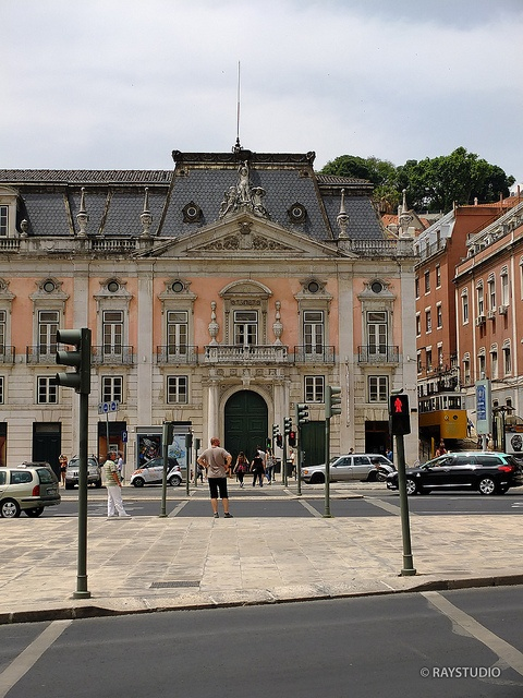 Palácio Foz | Lisboa, Portugal by RayStudio